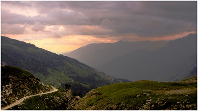 Road from Manali - Dean Craig Set - First place judge's choice and Members' choice