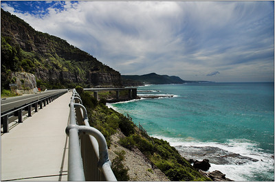Sea Bridge - Kim McAvoy Set - Second place judge's choice