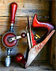 Old Handtools - Richard Goodwin<br /> Second place members' choice Open