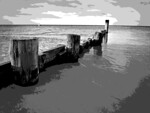 Breakwater - Bob Symons<br /> Fifth place Members' choice Open