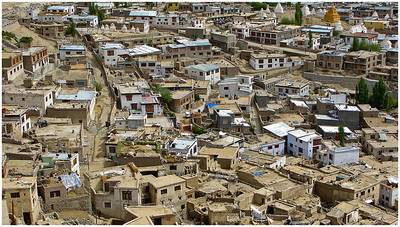 Rooftops of Leh - Dean Craig First place judge's choice and Fifth place Members' choice