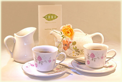Tea for 2 - Phil Burrows Set - 4th place members' choice.