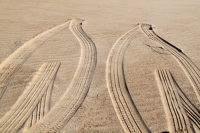 Teardrop Tyre Tracks - Jo Rollinson Equal third place judge's choice and second place members' choice.