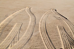 Teardrop Tyre Tracks - Jo Rollinson<br /> Equal third place judge's choice and second place members' choice.