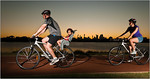 Sunset Cycle - Ray Ross<br /> Second place members' choice - Set.