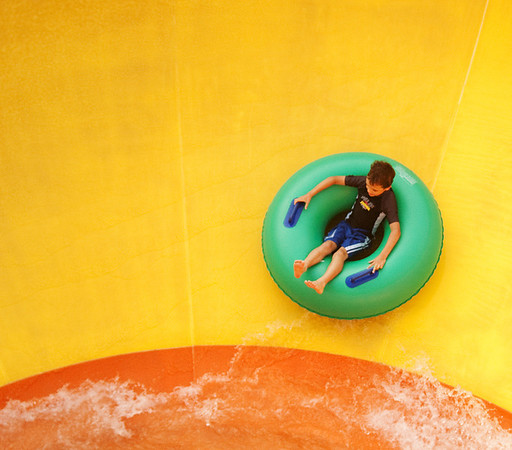 Tubing - Kim McAvoy<br /> Second place judge's choice and equal First place members' choice.