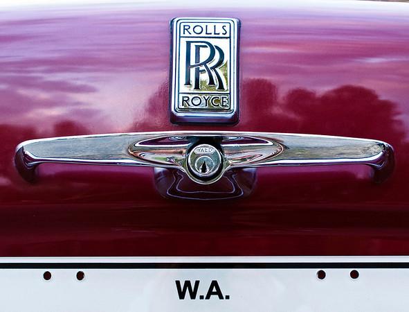 Rolls Royce - Dean Craig<br /> Third place judge's choice - Set.