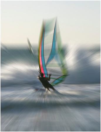 Kite Boarder - Anne Jones<br /> First place members' choice - Set.