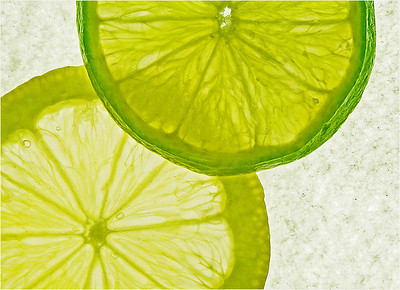 Lemon n Lime - Richard Goodwin Equal sixth place members' choice - Set.