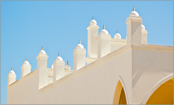 Mosque - Ray Ross<br /> Third place members' choice.
