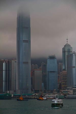 Hong Kong Mist - Russell Bond<br /> Third Members choice.<br /> Open