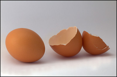 Take Two Eggs - Ann Jones Equal Fourth Members choice. Set.