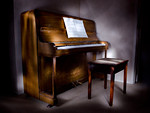 The Piano - Kim McAvoy<br /> Third Judges choice.<br /> Set