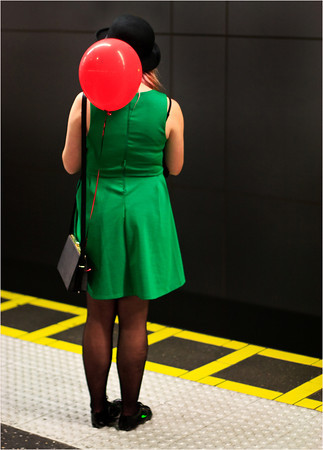 Red Baloon Day - Richard Goodwin<br /> Third Members choice.<br /> Open