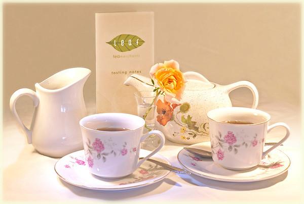 Tea for 2 - Phil Burrows<br /> Judges choice - Merit<br /> Set