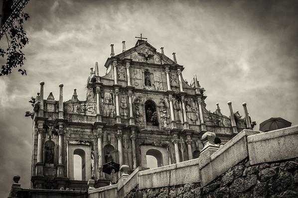 St Paul's Macau