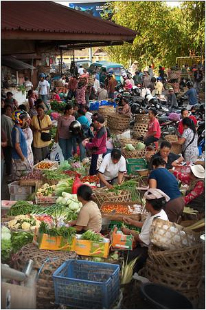 Bali Market - Martin Yates