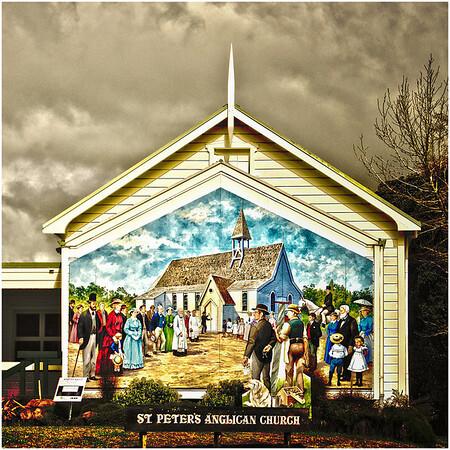 St Peter's (HDR) - Dean Craig<br /> Judge's Merit