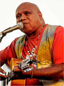 Archie Roach - Richard Goodwin Judge's merit