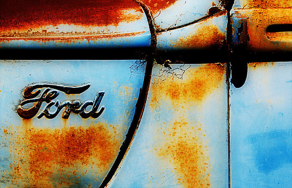 Ford Truck - Kim McAvoy<br /> Second place members' choice.