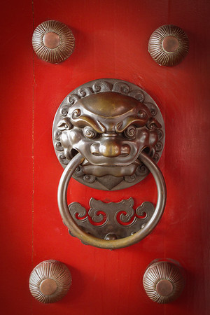 Temple Door - Paul Moore<br /> Second place members' choice - Set