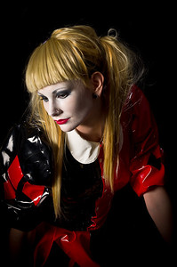 HarleyQuin - Martin Yates Third place judge's choice and second place members' choice
