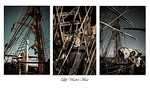 Life Under Mast - Richard Goodwin<br /> Set - Second place Judge's choice and sixth place Members' choice