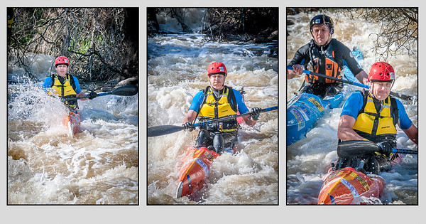 Riding the Rapids<br /> Set - Judge's merit