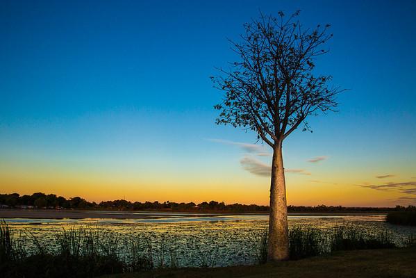 Lake Kununurra - Glen Moralee<br /> Third place Member's choice and Judge's Merit