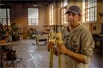 Fine Wood Craftsman - Richard Goodwin<br /> Sixth Place Members' Choice