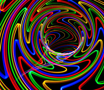 Colours Whirlpool - Stan Bendkowski Altered Reality - Second place judge's choice
