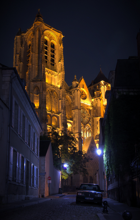 Bourge Cathedral - Steve Crossley Set - Third place judge's choice and equal sixth place members' choice