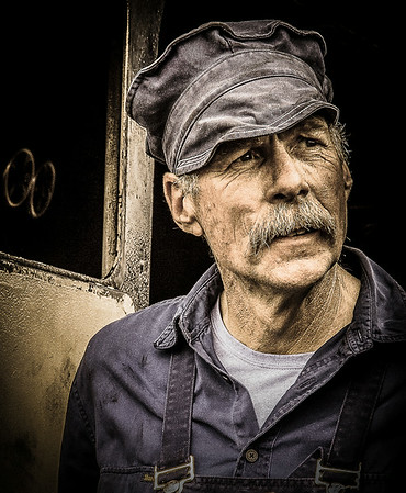 Locomotive Stoker - Richard Goodwin