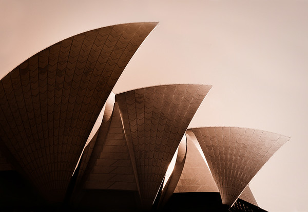 Opera Sails - Ray Ross