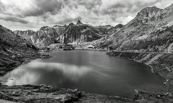 St Bernard's Lake - David Sargeant