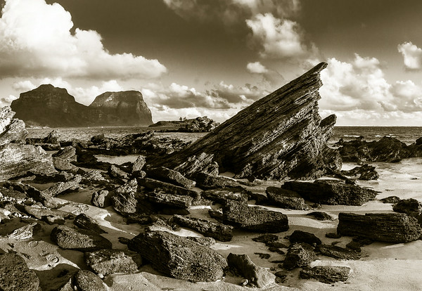 Rock Scape - Ray Ross