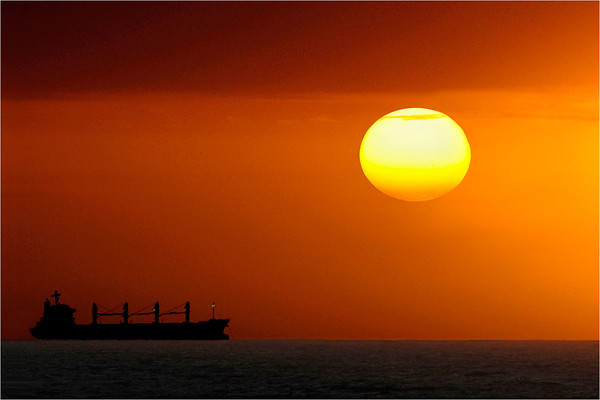 Anchored at the Sun - Phil Burrows
