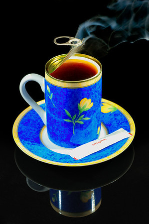 Instant Coffee - Ray Ross<br /> Altered Reality - Second place members' choice