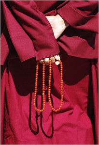 Prayer Beads - Ann Jones Open - Second place members' choice