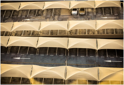 Carpark with Shades - Richard Goodwin Set - Equal Second place members' choice