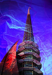 Swirling - Susan Moss<br /> Fifth place members' choice - Altered Reality