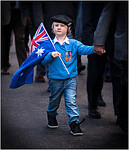 ANZAC Day Parade - Lee Bickford<br /> First place members' choice - Set Subject
