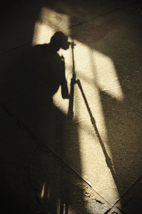 Shadow Selfie - Steve Crossley