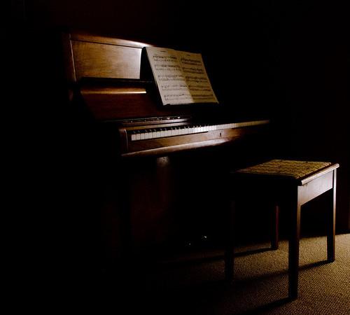 The Piano - Kim McAvoy