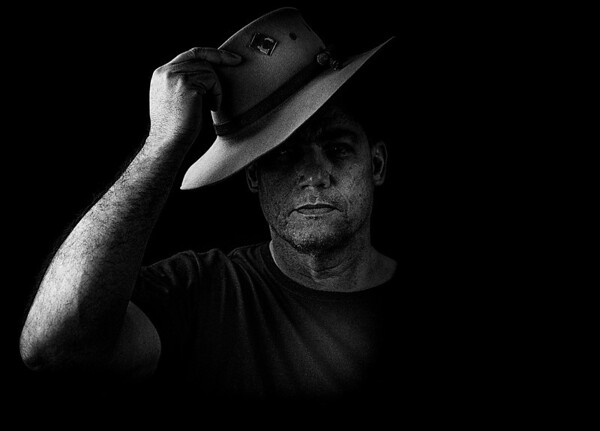 Self Portrait - Ray Ross