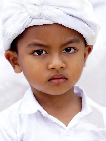 Hindu Boy - Phil Burrows