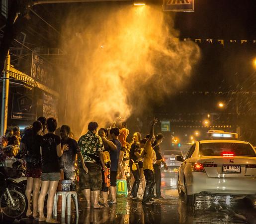 Songkran Street Party - Glen Moralee