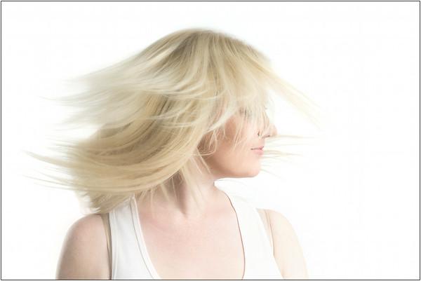 Hair in Motion - Martin Yates