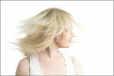 Hair in Motion - Martin Yates
