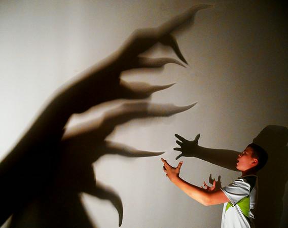 Menacing Shadow - Radoslav Lucic